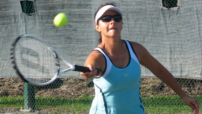 The tennis courts at the YMCA Tennis and Racquet Center will be getting an upgrade thanks to a donation from the United States Tennis Association.