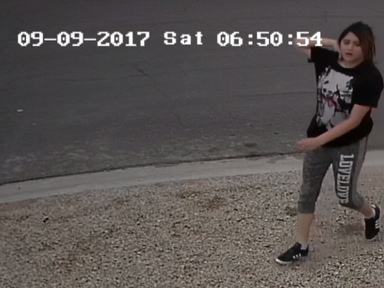 Phoenix police want to talk to this woman about a fatal