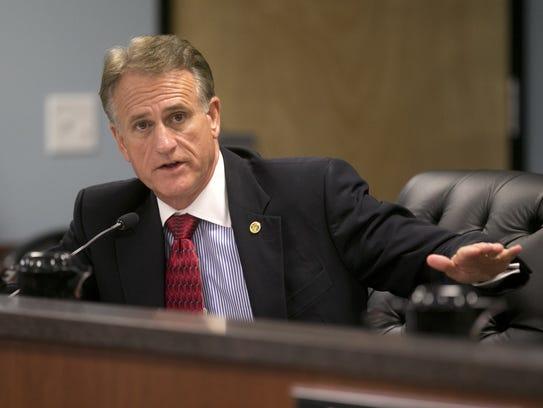 Gary Pierce is a former Arizona Corporation Commission