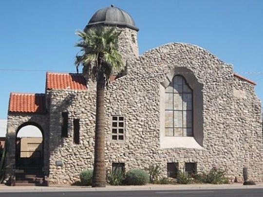 Casa Grande Stone Church (1927)