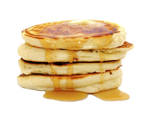 SATURDAY -- Murfreesboro Lions Club hosts a pancake breakfast from 7-10 a.m. Saturday in the Lions Clubhouse in Cannonsburgh Pioneer Village, 407 Hickerson Drive. The menu is pancakes, sausage patties, orange juice, milk and coffee. Cost is a contribution of $6 for adults and teens; $4 for children ages 6 to 12; and free for ages 5 and younger. Tickets are available at Jeff Edge's Edward Jones office at 1602 W. Northfield Blvd. or call 615-895-8282, or contact Jay Grannis & Associates at 515 W. Burton St. or call 615-895-1040. Tickets can also be purchased at the door. All proceeds go for Lions Club Sight projects.