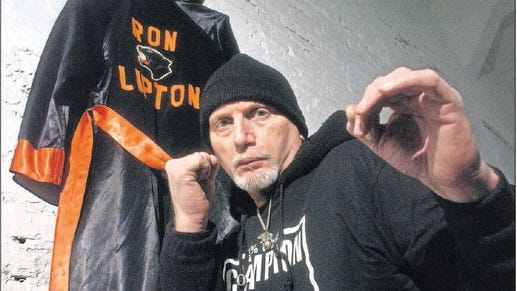 Ron Lipton will be inducted to the New York State Boxing Hall of Fame next spring.