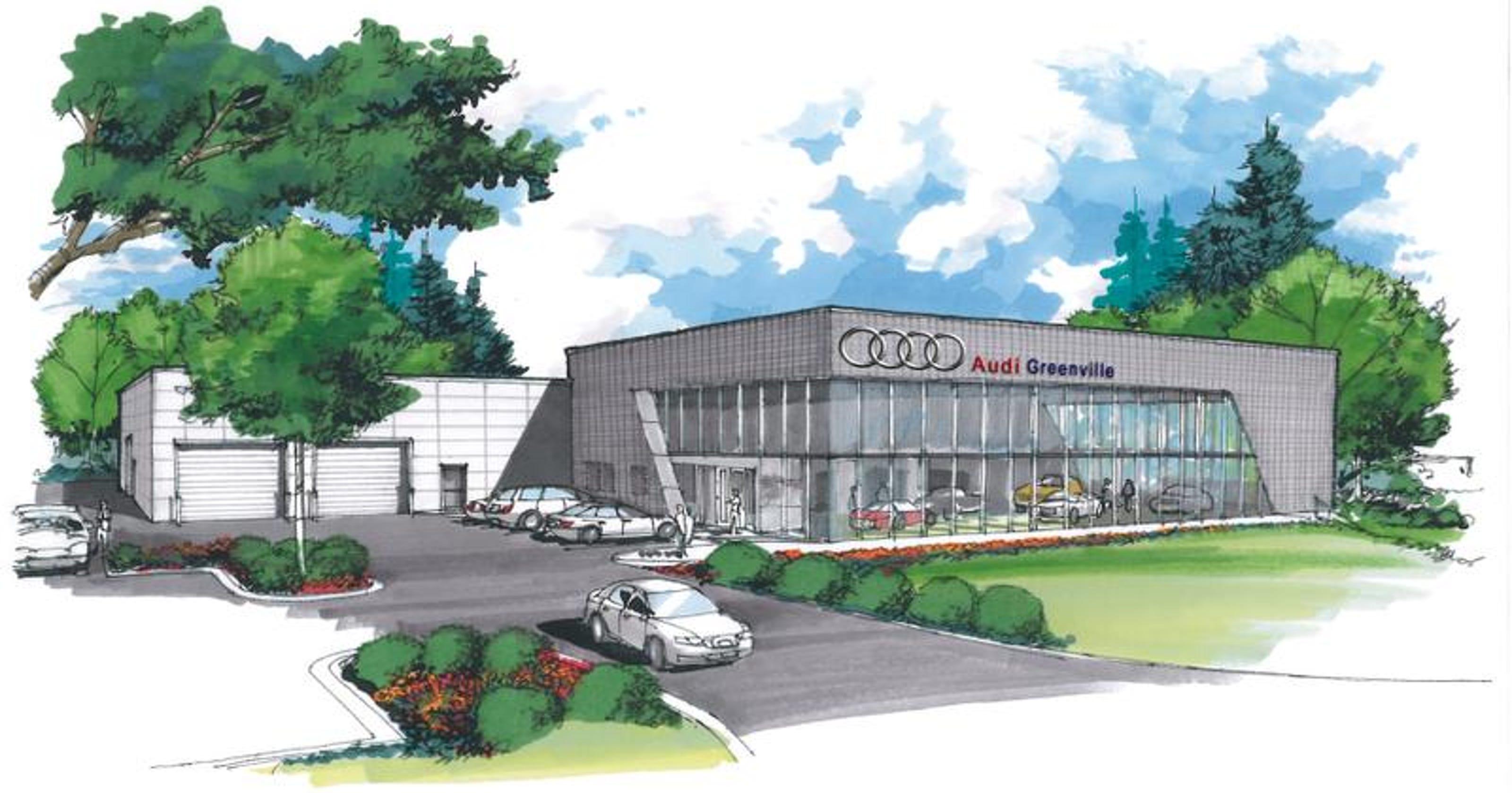 Steve White Audi Expanding Dealership - Steve white audi