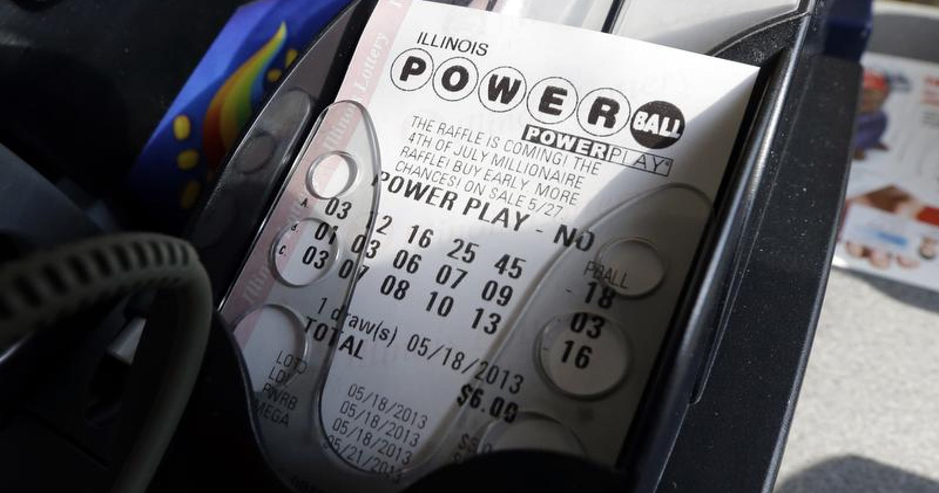 Us Powerball Rules