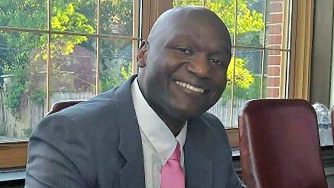 Worcester Board of Health member David Fort.