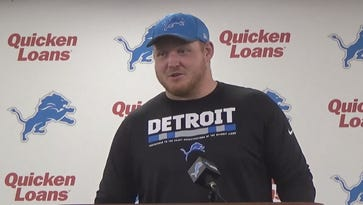 T.J. Lang thrilled to be home, says Lions are 'ready to contend'
