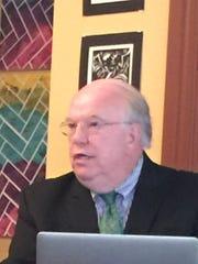 Bill Frazier of Frazier Associates.