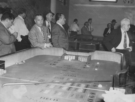 Gambling paraphernalia