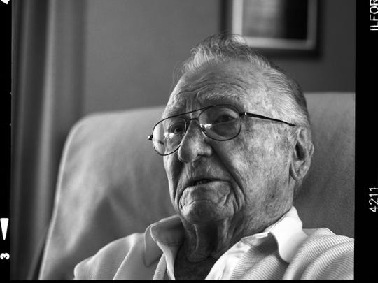 'I've told my stories': One of the last survivors of the USS Arizona has died at 97