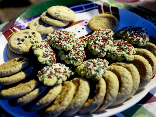 Feel free to turn down that plate of cookies your co-worker made without feeling guilty.