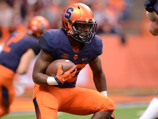 NCAA Football: Pittsburgh at Syracuse
