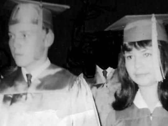 Gary and Gerry Gleason met in 10th-grade at Bernalillo