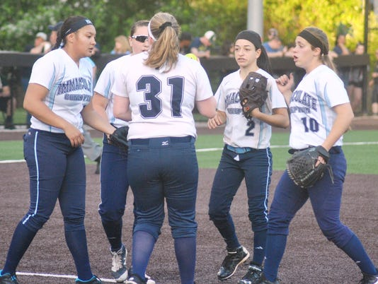 Immaculate Conception softball
