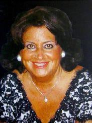 A family picture of JoAnn Matouk Romain taken in 2008.