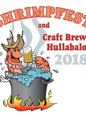 The 2018 ShrimpFest & Craft Brew Hullabaloo is slated for March 16, 17, 18 at Sebastian'sRiverview Park, U.S. 1 and County Road512.