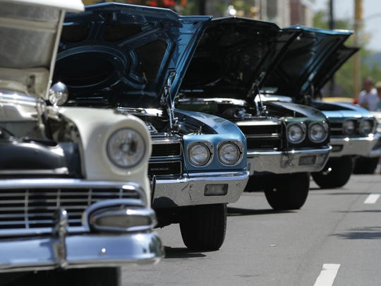 The 21st annual Heart of the City Cruise In was hosted in downtown Mansfield on Saturday. Classic cars of every stripe and model were represented during the event.