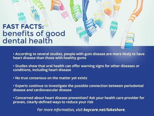 BayCare Clinic - benefits of good dental health