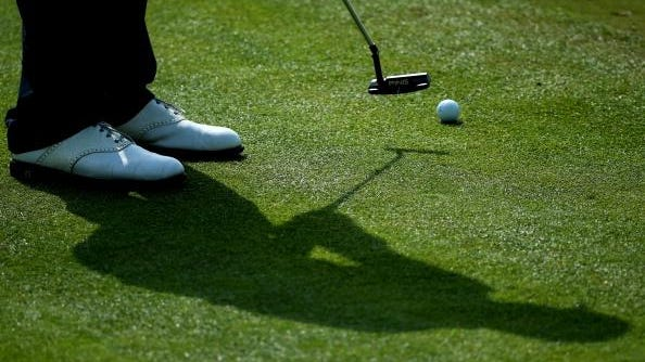 Most people practice drives when they should be working on their short game to reduce scores.