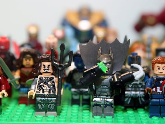 The Lego Club will meet 5:30 p.m. June 5 at the Wichita Falls Public Library.