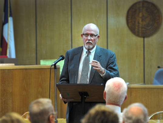 District Judge Calvin Ashley remembered