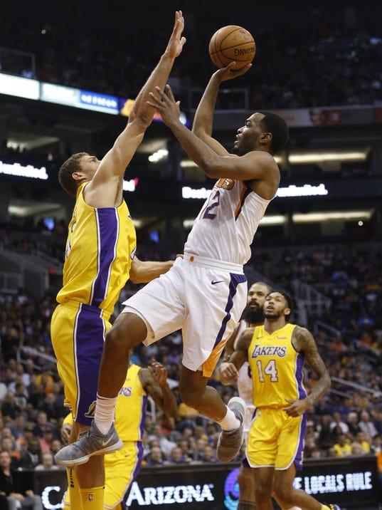 Suns vs Lakers