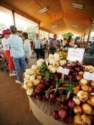 The Harrisonburg Farmers Market is open year-round