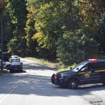State Police closed Pine Ridge Drive in Hopewell Junction on Thursday as part of an investigation, no further details were provided.