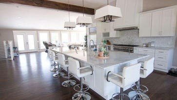 Ranch renovation opens up interior while preserving charm