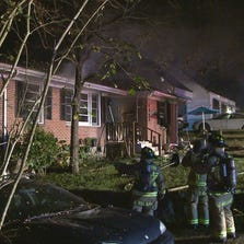 Six people and a dog were displaced by this East Point house fire