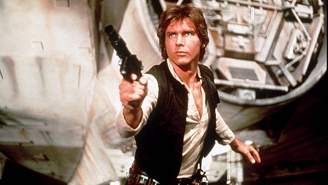 """Harrison Ford played Han Solo in the original """"Star Wars"""" trilogy. Rest assured, this quiz does not question whether he shot first."""
