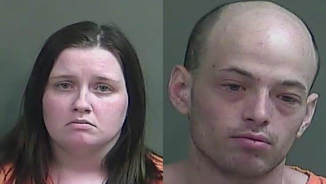 Boone County residents Miranda Roberts and Mitchell Shue were charged with neglect of a dependent, after the death of their 2-month-old son on Jan. 23, 2016.