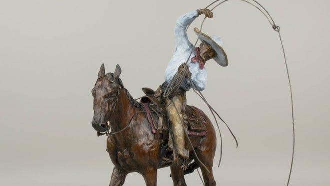 """""""Mexican Vaquero"""" by Jay Contway"""