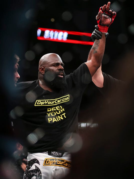 MMA: Bellator 149-Slice vs Dada 5000