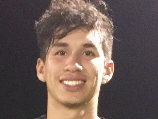 Sebastian Jiminez, Gulf Coast boys soccer