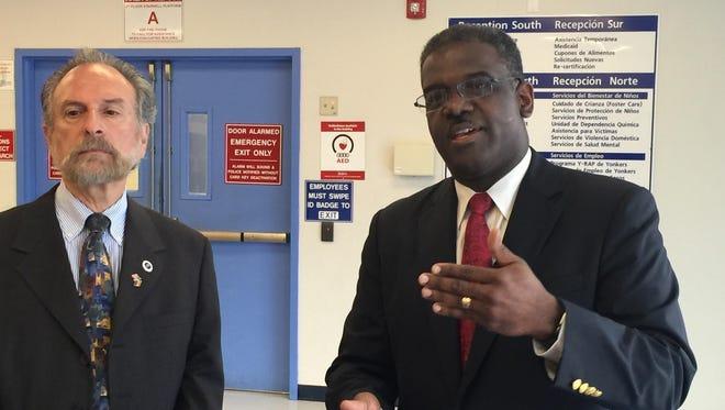 Westchester County Legislator Ken Jenkins.