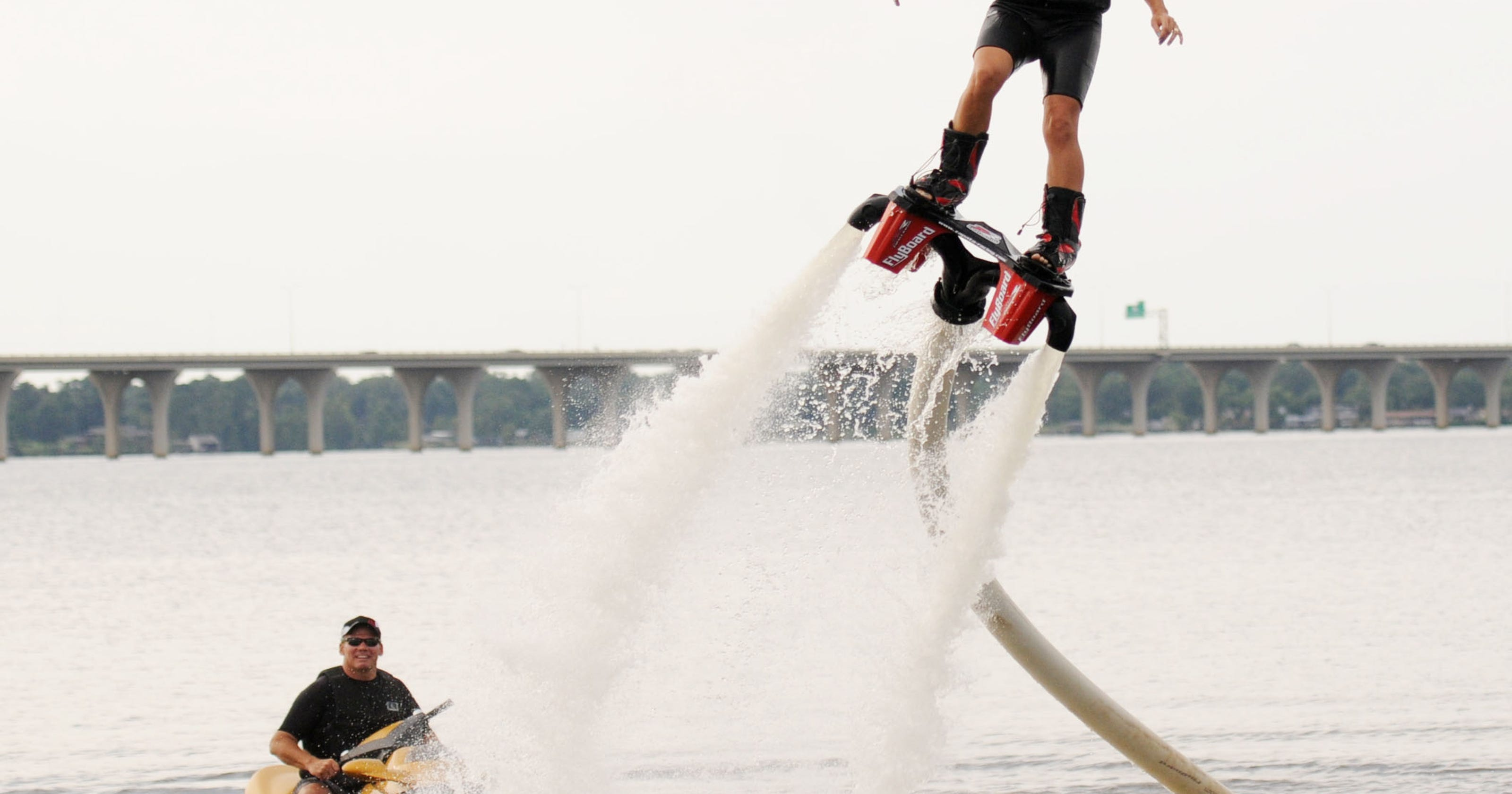 Five things to do this weekend in Shreveport-Bossier on homemade invention, homemade pwc lift, homemade segway, homemade cigarette lighter with flame, homemade hydrofoil,