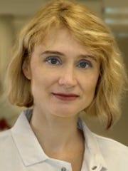 Dr. Corinne Lasmezas, Professor at Scripps Institute,