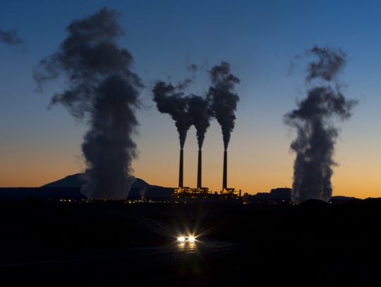 A majority of Arizonans polled want greater air quality