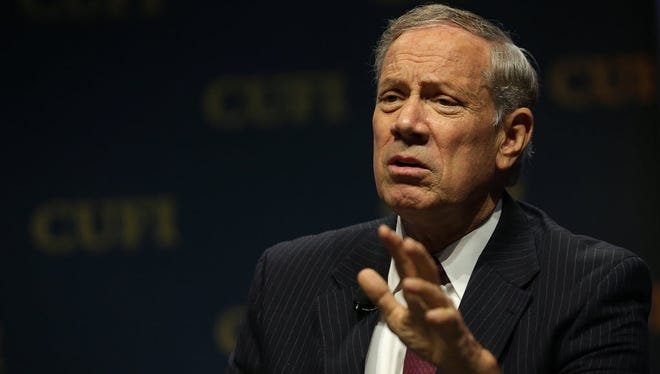 Former New York governor George Pataki is running for the Republican presidential nomination.