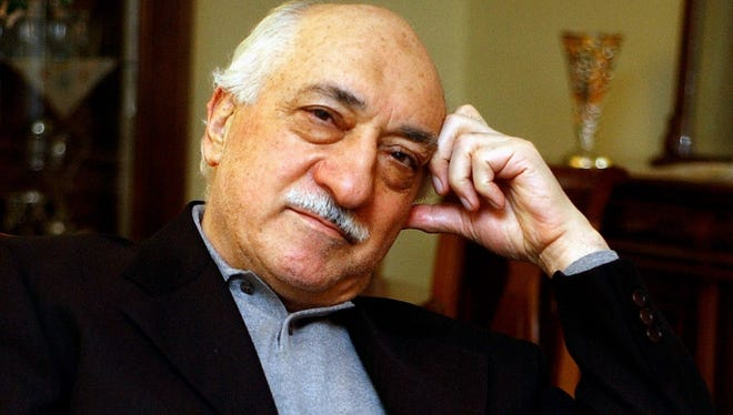 A handout file picture made available on Dec. 27,  2013, by fgulen.com shows Fethullah Gulen, an Islamic opinion leader and founder of the Gulen movement. Turkey's President Recep Tayyip Erdoğan accused Gulen of being behind the attempted coup while making an address to his supporters upon his arrival at Istanbul Ataturk airport in the early hours of July 16, 2016.