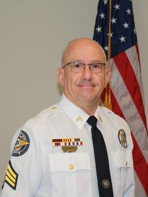 York County Sheriff's Sgt. Troy Senft