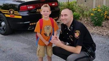 Ashland County Sheriff's sergeant battles cancer
