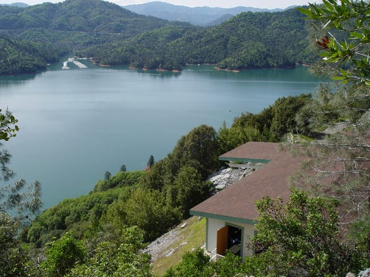 Caverns tours include a boat ride, bus ride and panoramic view of Lake Shasta.