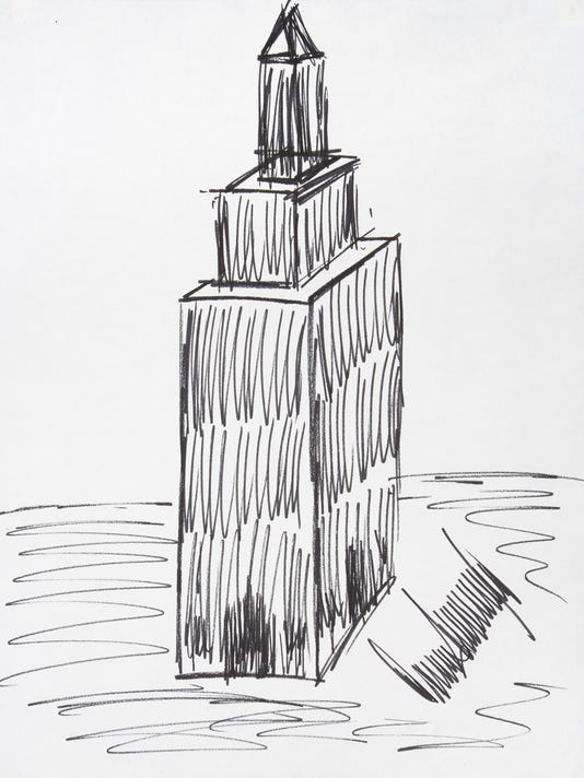 Trump Drawing Auction