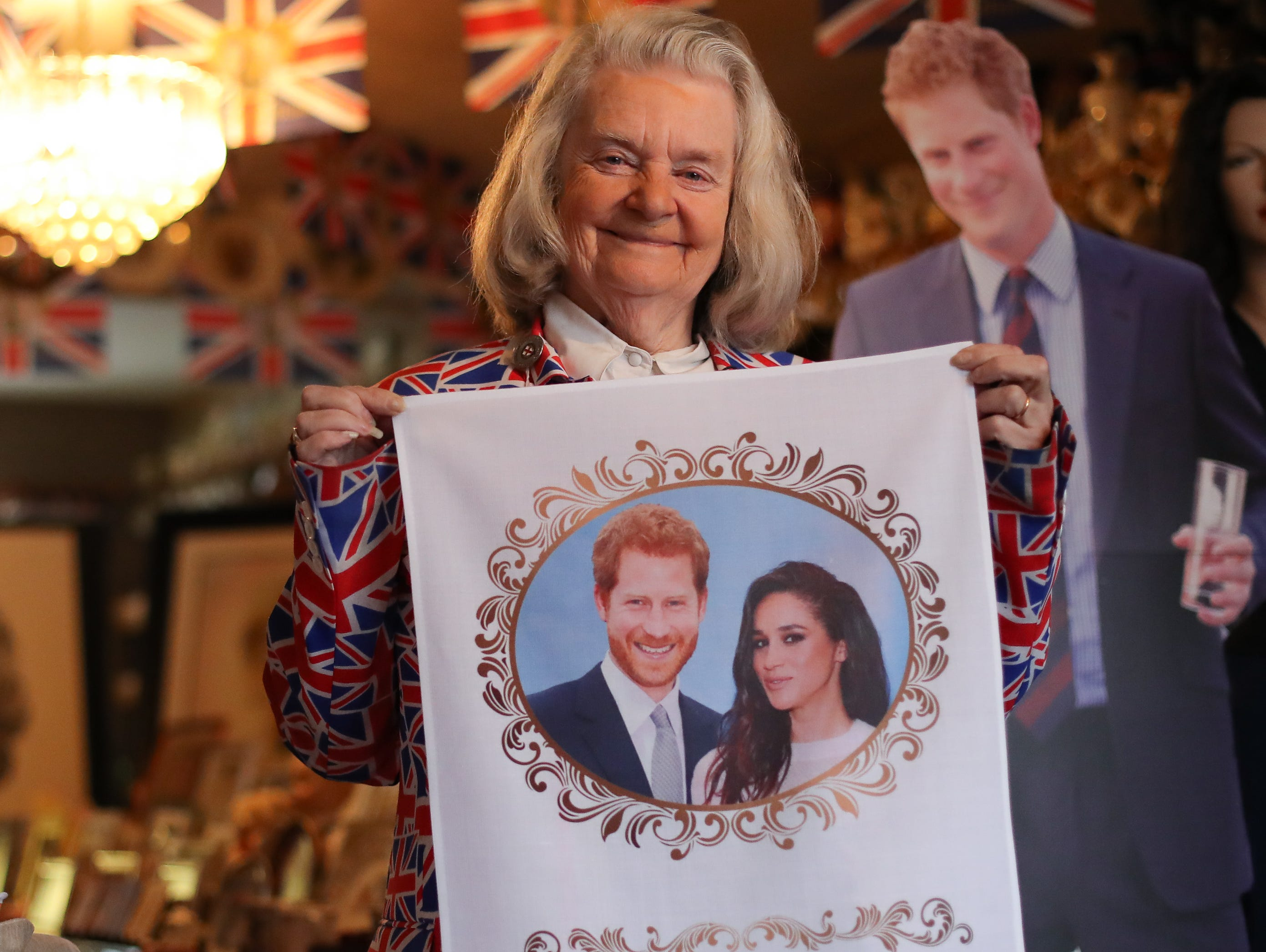 Matrimonio Harry In Streaming : Royal wedding relive harry and meghan s big day with us