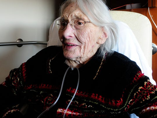 Fond du Lac resident Esther Haskins shares memories from her life spanning 102 years. Among those memories is her 30 years of service as a foster parent for Fond du Lac County.