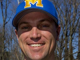 Tim Held led Moeller to its eight state baseball title this past spring in Columbus.