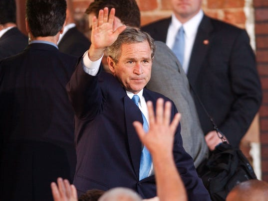 Presidential visits to Upstate