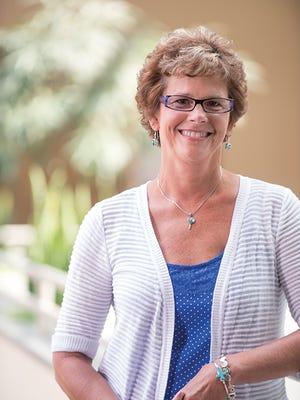 """Dr. Hanses described Karen's cancer as """"triple negative."""""""