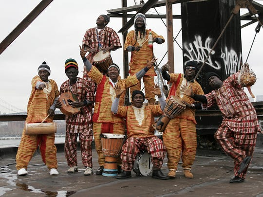 "Sierra Leone's Refugee All Stars are now planning the follow-up to their last album, ""Libation."""
